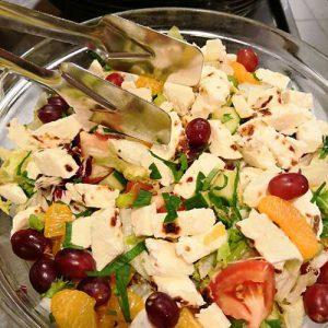 Salaatti Juusto