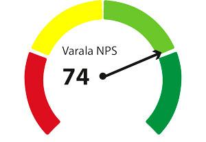NPS arvo